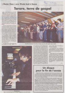 © Le Pays   25 déc. 2003