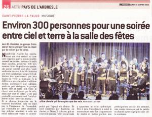 © Le Progrès   18 janv. 2016